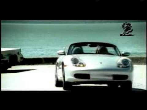 Porsche Boxster Advertisement