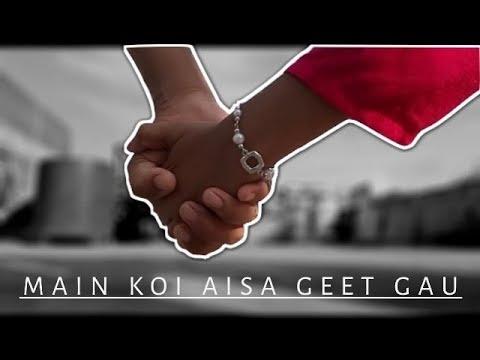 //MAIN KOI AISA GEET GAU//KARANNAWAN PEHChHAN MUSIC//DANCE COVER BY LUCKY RDX & NATASHA//U K BOYZ//