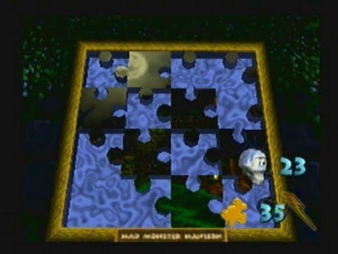 Misc Computer Games - Banjo Kazooie - Gruntildas Lair
