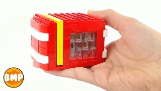 ✔ How To Build LEGO Safe | Card Mechanism