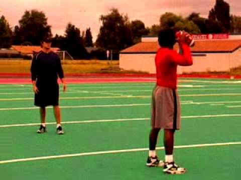 Nike Football QB Drills