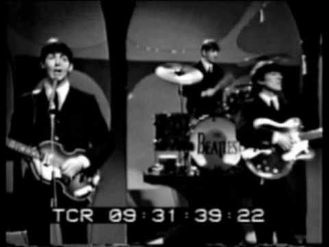 The Beatles - I Want To Hold Your Hand - Fantastic LIVE Version...