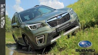 2020 Subaru Forester e-Boxer | Road & Trail Driving Course, Interior, Exterior