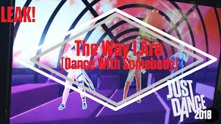 Just Dance 2018 Bebe Rexha ft Lil Wayne The Way I Are Dance With Somebody POSIBLE CANCI N