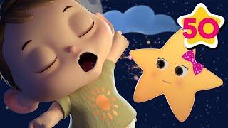 BRAND NEW Twinkle Twinkle Little Star | +More Baby Songs | Nursery Rhymes | Little Baby Bum