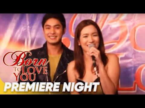 BEHIND THE SCENE: Born To Love You Premiere Night Music Videos