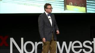 How to order pizza like a lawyer | Steve Reed | TEDxNorthwesternU