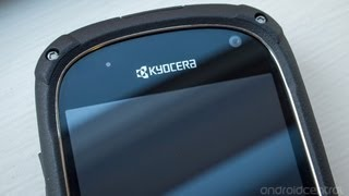Kyocera Torque (Sprint) software