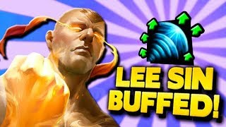Lee Sin BUFFED! New Q is SO OP NOW! - How to Play Lee Sin Jungle in Season 8