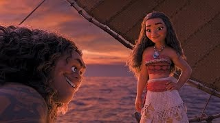 Moana: Little Mermaid / Aladdin Directors On Moving To Computer Animation
