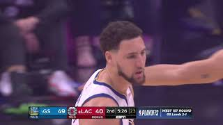 Golden State Warriors vs Los Angeles Clippers | April 21, 2019