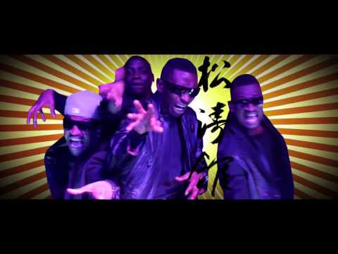 P Square Feat Akon & May D - Chop My Money (music Video) Extend Version (hd) 2013 video