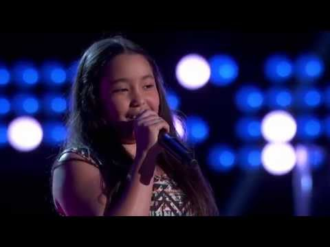 La Voz Kids | Merlyn García canta ?Chandelier? en La Voz Kids