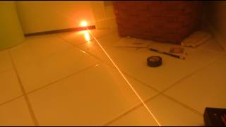 Homemade YELLOW Laser!
