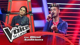 Savindu Madusanka - Awasana Mohotha Mage Blind Auditions | The Voice Sri Lanka