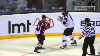 Бой КХЛ: Тим Сестито VS Алексей Семёнов