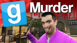 GMod Murder - A Killer In Italy