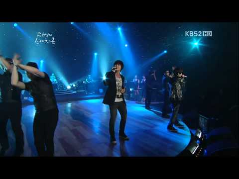 Kim Jong Kook & Mikey One Man + Reminiscence + Goodbye Yesterday + Twist King + All For You Live 1/2