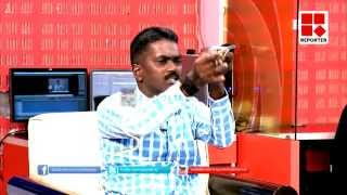 Vava Suresh in Morning Reporter
