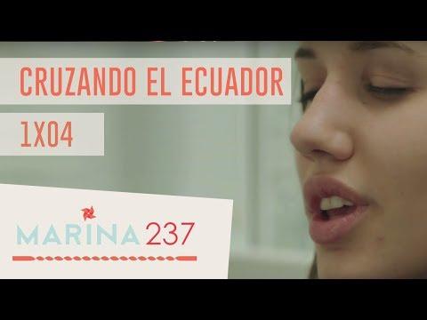 Marina 237.1×04.Cruzando el ecuador