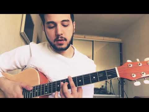 Как играть ДЫМ Леша Свик на гитаре?!