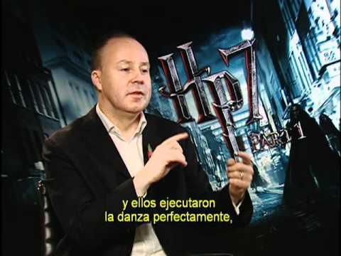 HP7 - Entrevista subtitulada con el director DAVID YATES