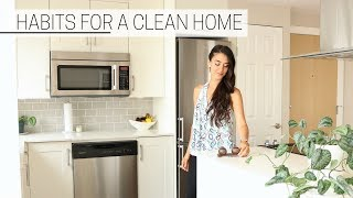 HABITS FOR A CLEAN HOME » & getting rid of things