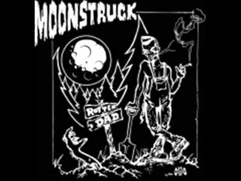 moonstruck - horror rock n roll- PSYCHOBILLY