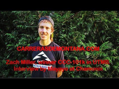 Zach Miller (Nike Trail Running): Interview as...