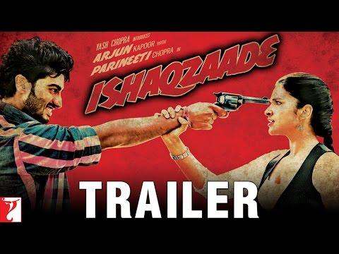Ishaqzaade - Trailer - Arjun Kapoor | Parineeti Chopra