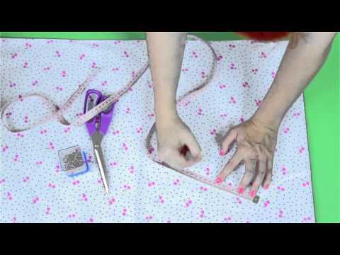 DIY: Jak Uszyć Sukienkę? Piękna Sukienka W Czereśnie [COza Szycie]