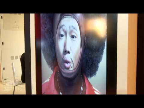 ISE 2015: Nomyu Tells Us About the Wall-Mounted Indoor or Outdoor Kiosk