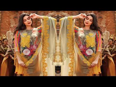 Charizma Swiss Voil Lawn Vol 1 Collection 2018