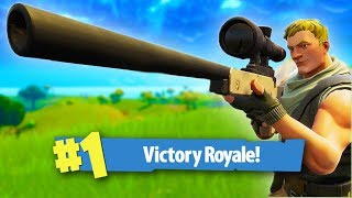 SNIPER SHOOTOUT V2! *360 NO SCOPE!*   Fortnite Battle Royale