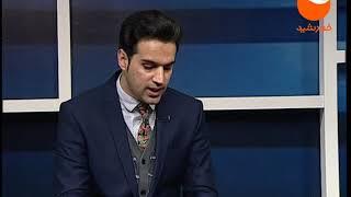 KHAT KABUL EP 847 16 12 2017 خط کابل ـ دستور رییس جمهور بر توزیع شناسنامه های برقی