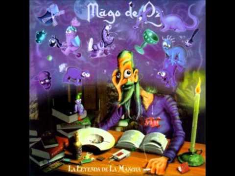 Mägo de Oz - La Leyenda De La Mancha(Album Completo)