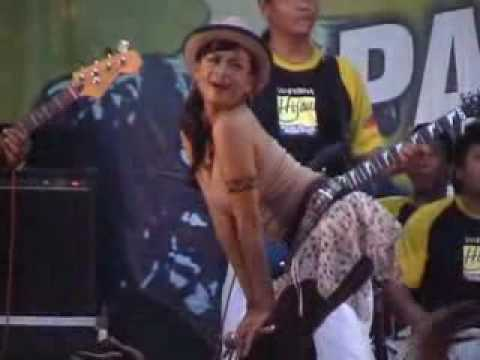 Bintang Asianada Family BAND - Eva Solina Bumi Semakin Panas (hot)
