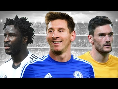 Transfer Talk | Lionel Messi to Chelsea for £200m?
