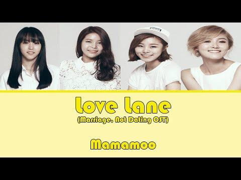 Marriage not dating love lane lyrics