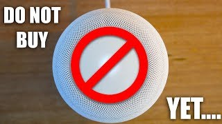 Apple HomePod Review: Don't Buy It Yet.