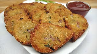 Fatafat Aloo Crispy Snack Recipe in Hindi by Indian Food Made Easy