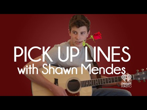 Pickup Lines with Shawn Mendes