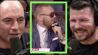Joe Rogan & Michael Bisping on Trash Talking