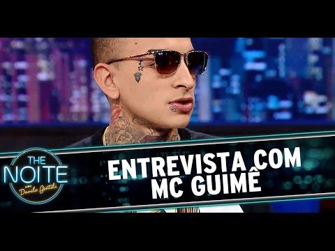 The Noite (07/08/14) - Entrevista com Mc Guimê