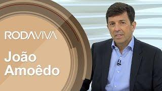 Roda Viva | João Amoêdo | 21/05/2018