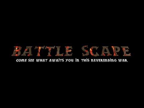 Minecraft Server: Battle Scape Official Trailer