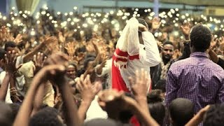 Bahir Dar For Jesus - Amazing Time With Prophet Mesfin Beshu - AmlekoTube.com