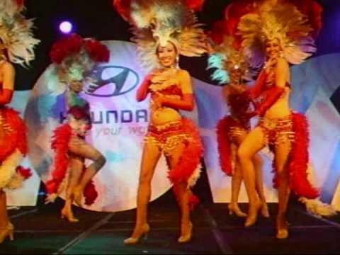 Las Vegas Showgirl Dancers Viva Las Vegas Showgirls Dance