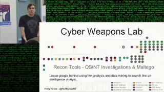 Maltego - Cyber Weapons Lab - Research like an OSINT Analyst