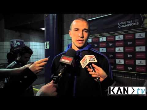 Montreal Impact vs CF Pachuca : Evan Bush Post Match Press Conference   AFROKANLIFE